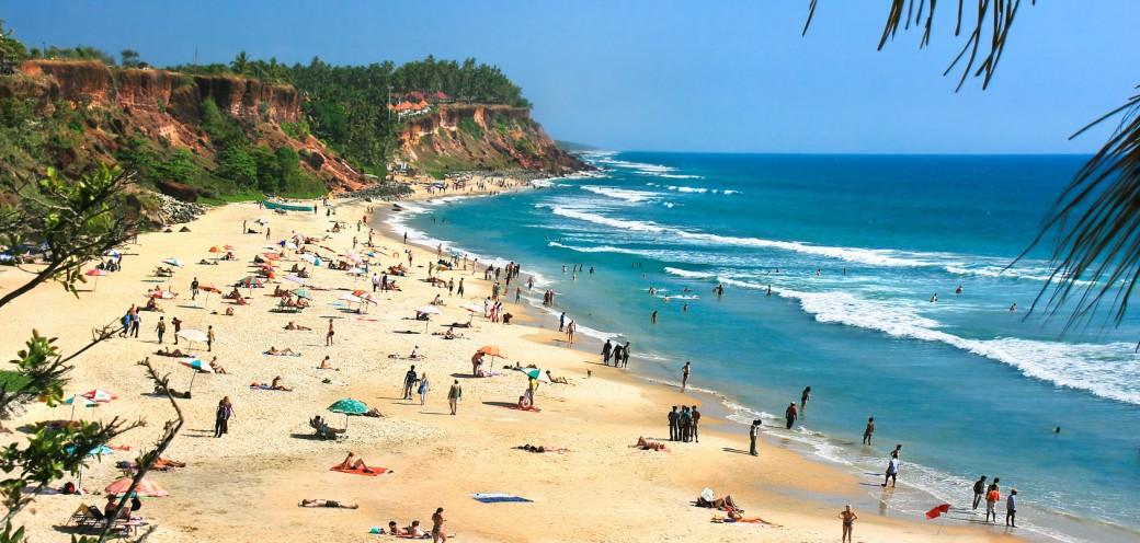 Video A Birds Eye View Of Royal Orchid Beach Resort Goa