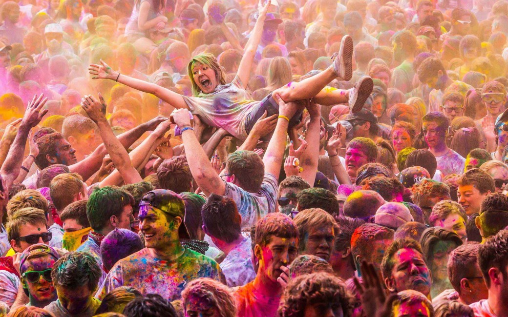 Holi Celebrations in Hotels in Goa