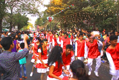Goa Carnaval 2017