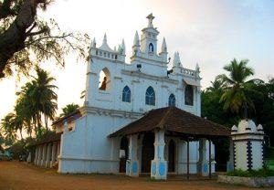 St. Hyacinthi Cathedral-San Jacinta Island Goa