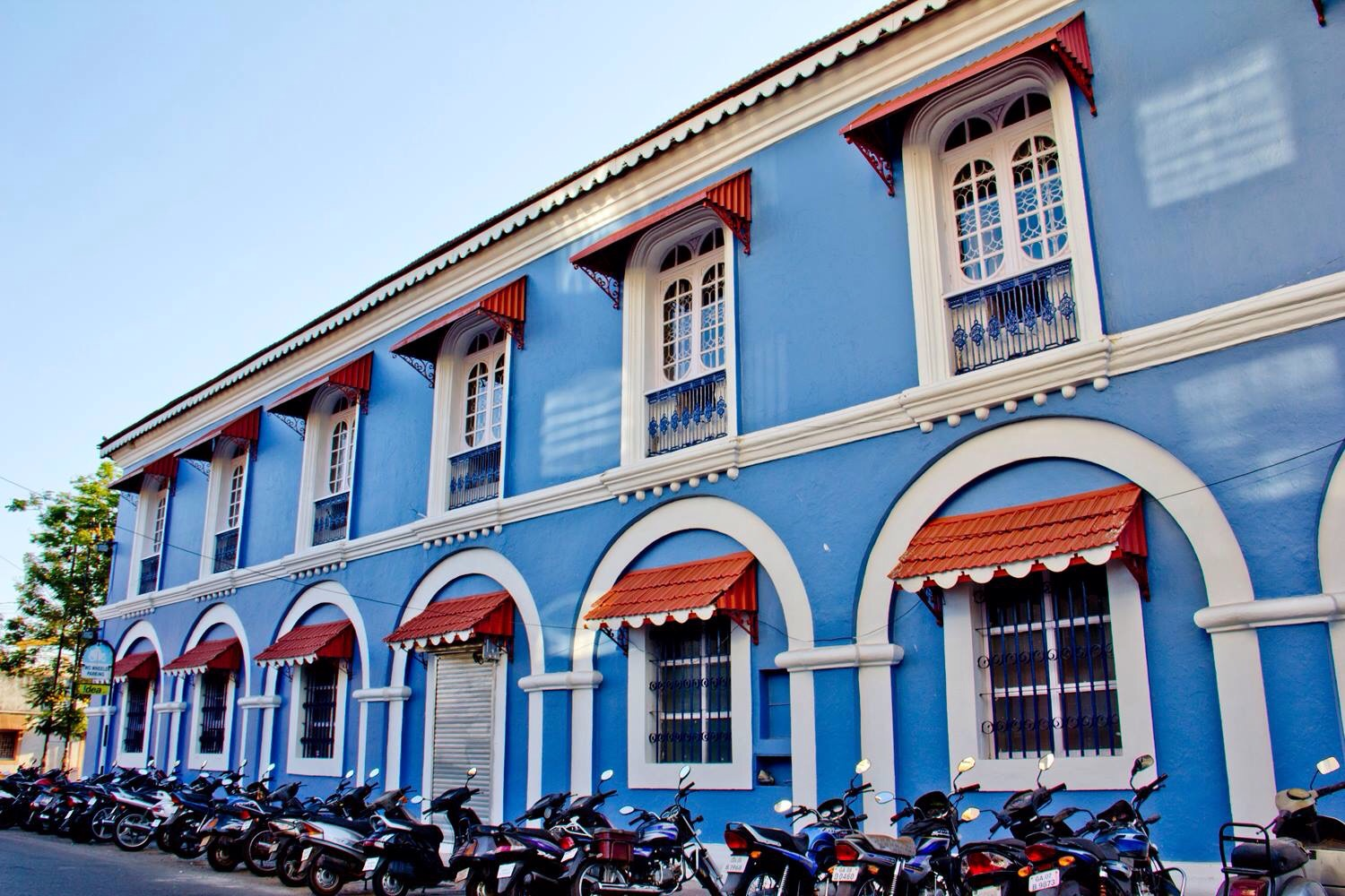 Sightseeing Panaji Goa