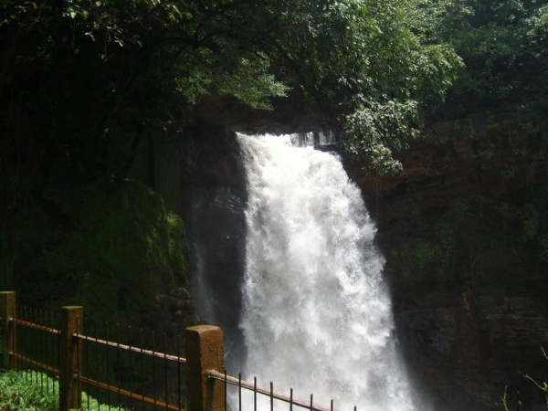 The Arvalem Waterfall Goa