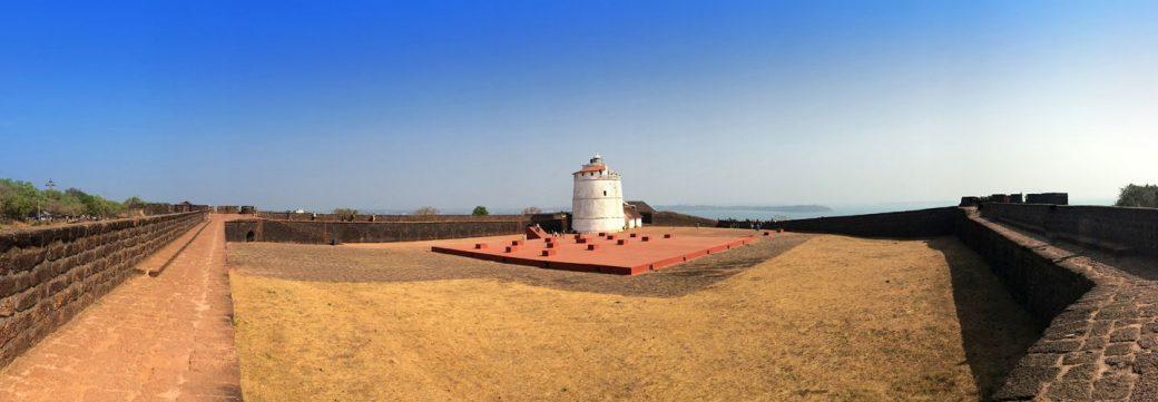 Fort Aguada - Heritage Site of Goa
