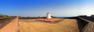 Fort Aguada - Heritage Site of Goa