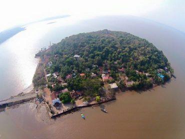 St. Jacinto Island Goa
