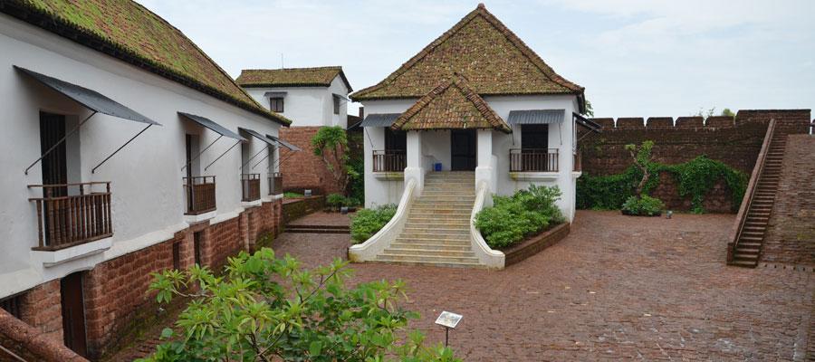 Reis Magos Heritage Forts of Goa