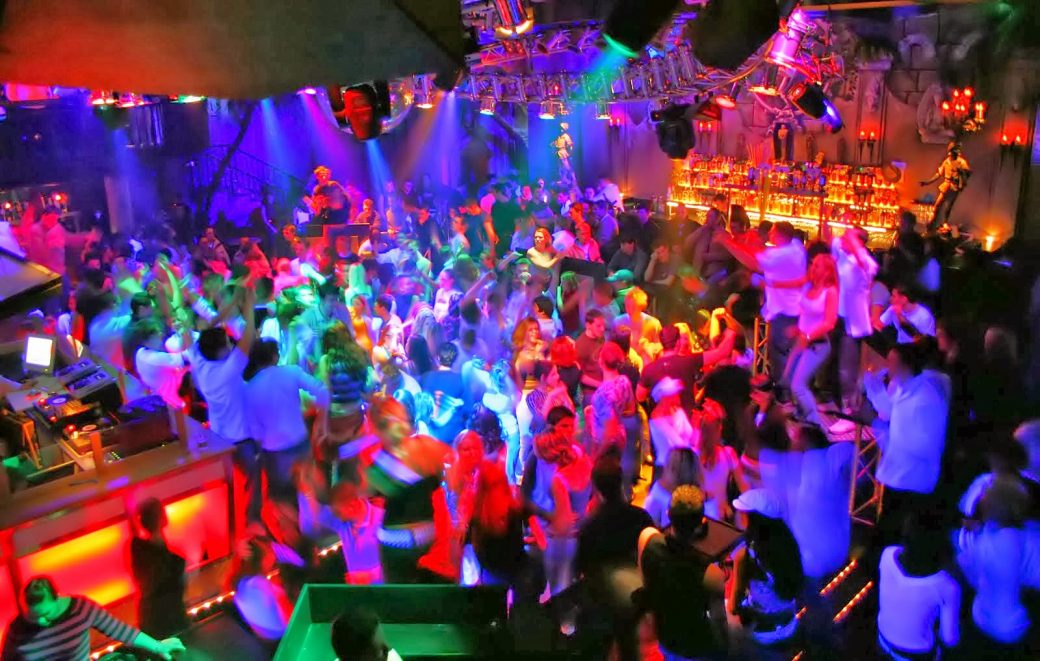 Clubs in Goa