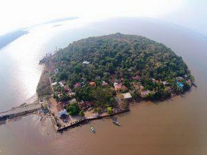 San Jacinto Island Goa