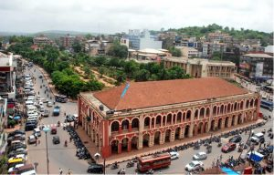 margao city tour