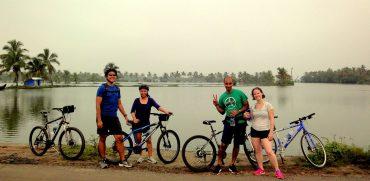cycle tour in goa