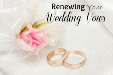 renewing your vows