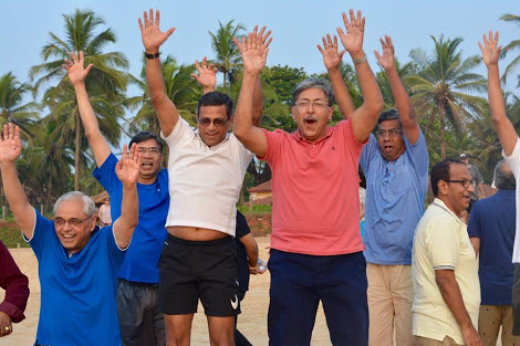 ReUnions for family & friends in Goa