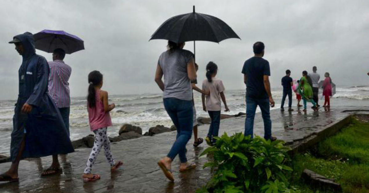 Goa Monsoon Rains Bestgoadeals