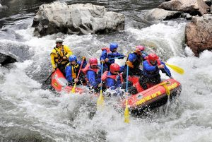 River Rafting Goa