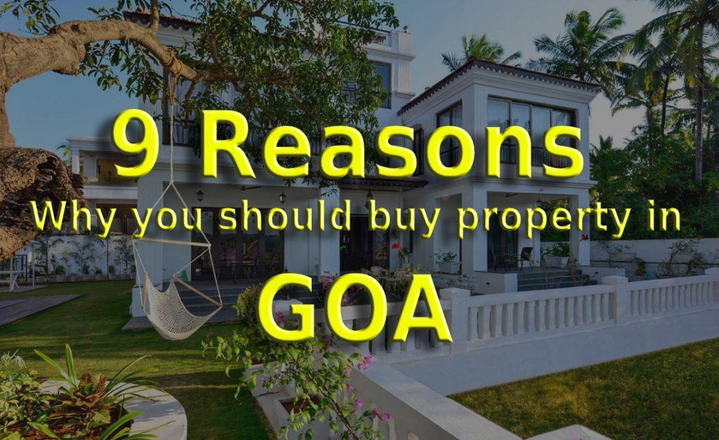 buy property in Goa