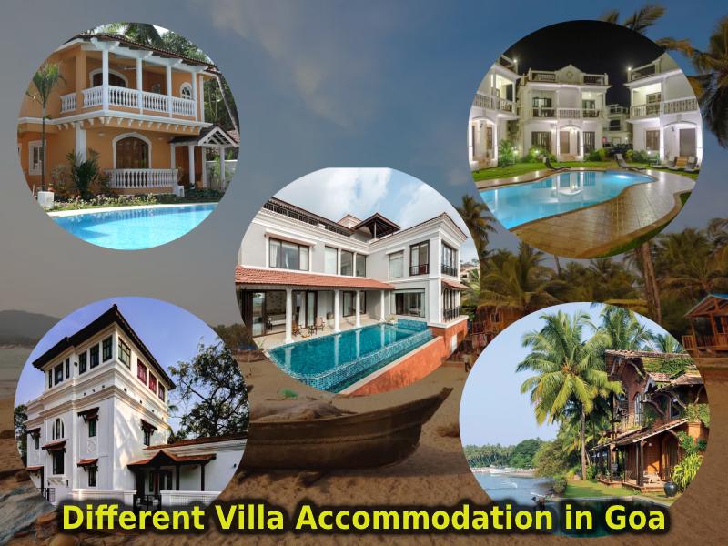 Villas in Goa