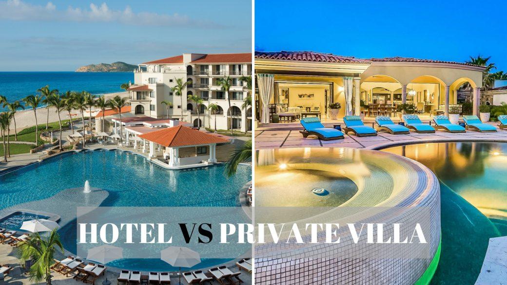 Hotel or Villa for Goa?