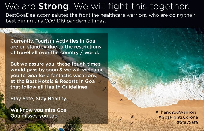 For Travel Assistance in Goa during Covid Lockdown Call 9823727999