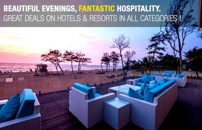 Best Prices and Special Offers for Goa Tourism Hotels in Goa