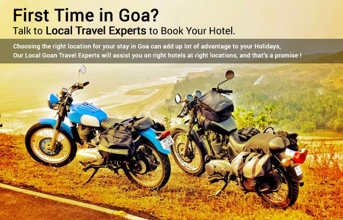 Talk to Local Goan Travel Experts on 09823472999 / 09823727999