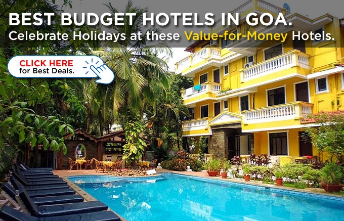 Best Budget Hotels in Goa for Lowest Prices - Save on Bookings for New Years.