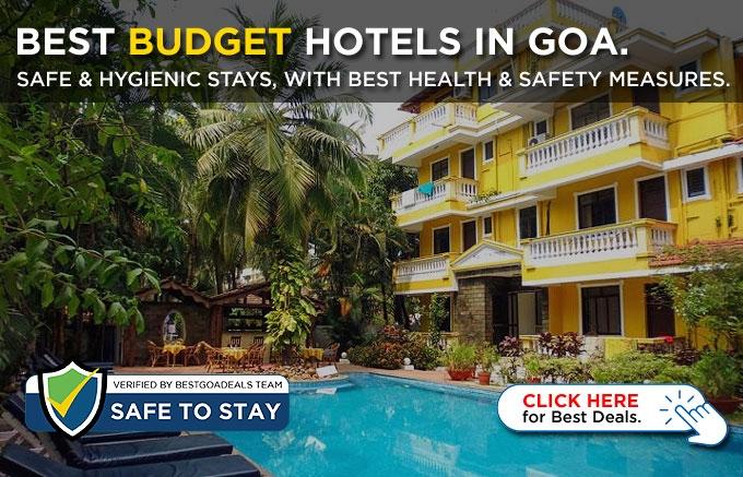 Best Budget Hotels in Goa : Best Price + Best Services + Health Safety