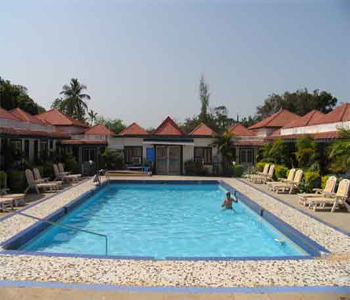 Flushing Meadows Country Resort Goa