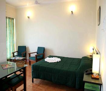 Palmarinha Resort Goa To Beach Distance