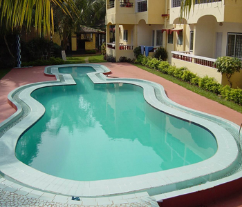 Hotel Lua Nova Resort Goa