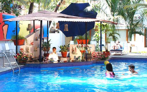 Vivenda Resort Calangute, Calangute Vivenda, Vivenda Goa