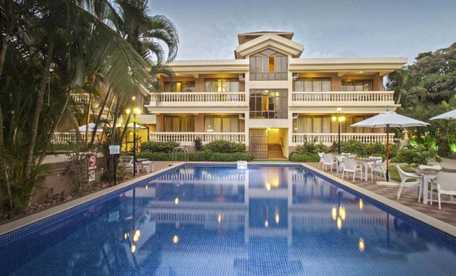 Seashell Beach Resort Goa