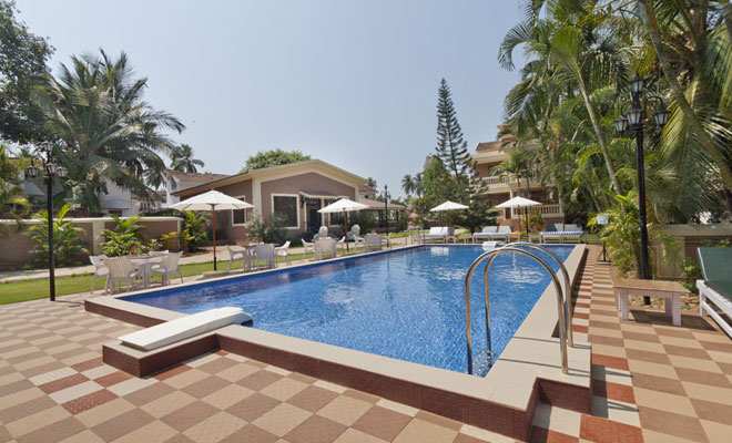 Seashell Suites Goa